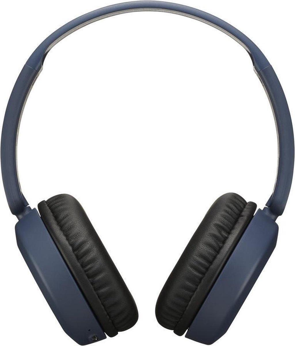 JVC HA-S31BT-BU On-ear draadloze hoofdtelefoon (Blauw)