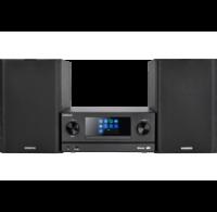 Kenwood Kenwood M-9000S-B Mini/micro systeem