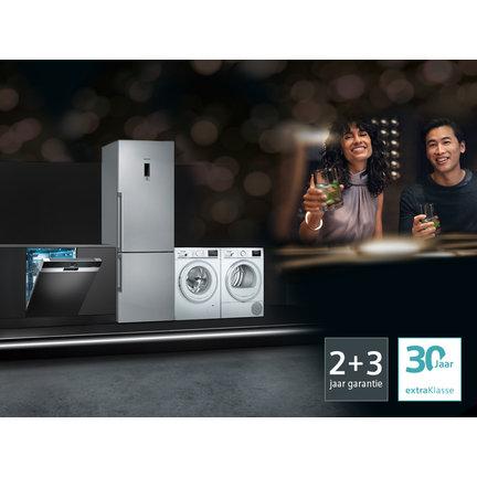 Tijdelijk 5 jaar garantie op Siemens extraKlasse apparatuur!