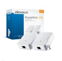 Devolo Devolo 8151 dLAN 1000 Mini Starter Kit Powerline
