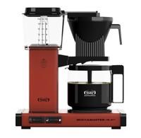 Moccamaster Moccamaster KBG Select Brick Red glaskan koffiezetapparaat