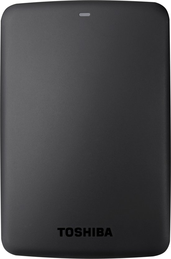 Toshiba Canvio Basics 1TB Externe Harde schijf