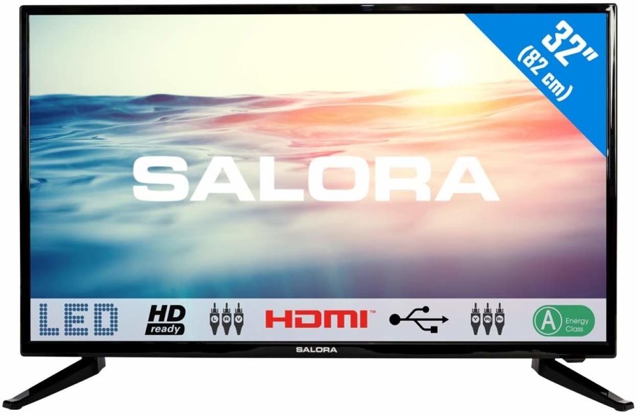 Salora 32LED1600 - 32 inch HD Ready led tv