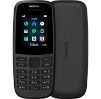 Nokia Nokia 105 NEO Zwart Mobiele Telefoon