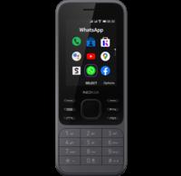 Nokia Nokia 6300 Grijs Mobiele Telefoon