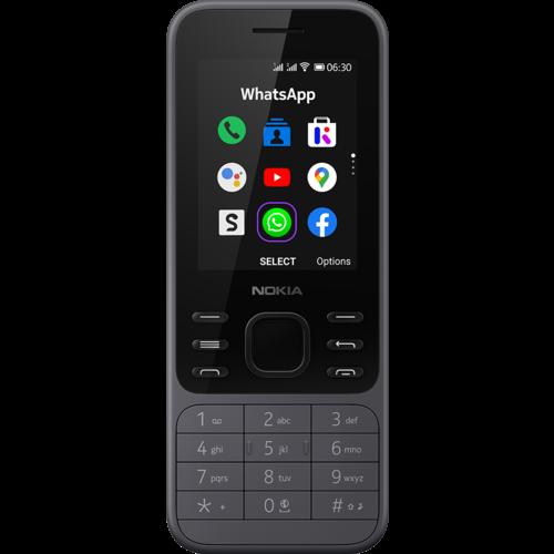Nokia 6300 Grijs Mobiele Telefoon