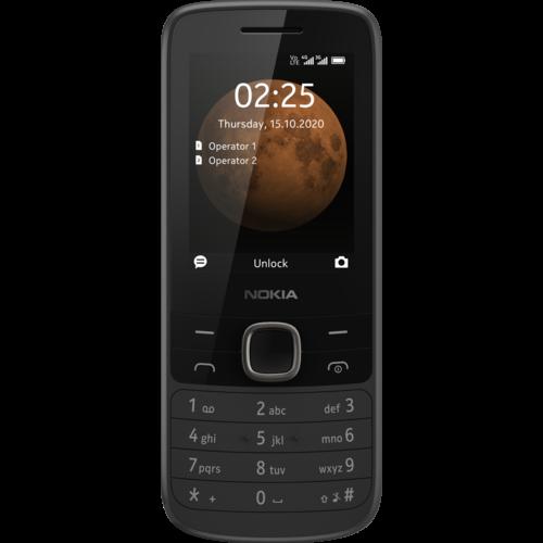 Nokia 225 Zwart Mobiele Telefoon