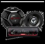 Autoradio's & speakers