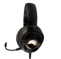 Meters Music Meters Music LEVEL-UP Carbon Gaming Headset