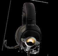 Meters Music Meters Music LEVEL-UP Black Silver Gaming Headset