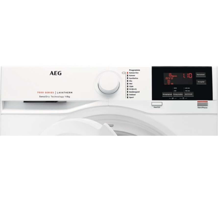 AEG T7DBTRIPLE warmtepompdroger