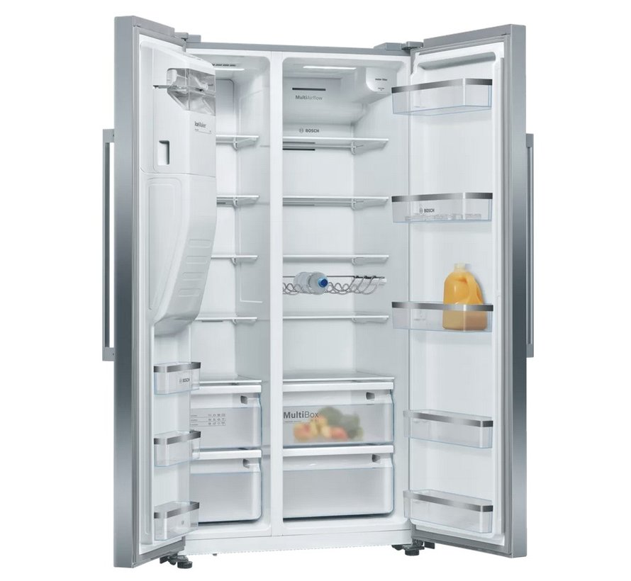 Bosch KAD93AIEP Amerikaanse koelkast