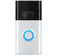 Ring Ring Video Doorbell Zilver