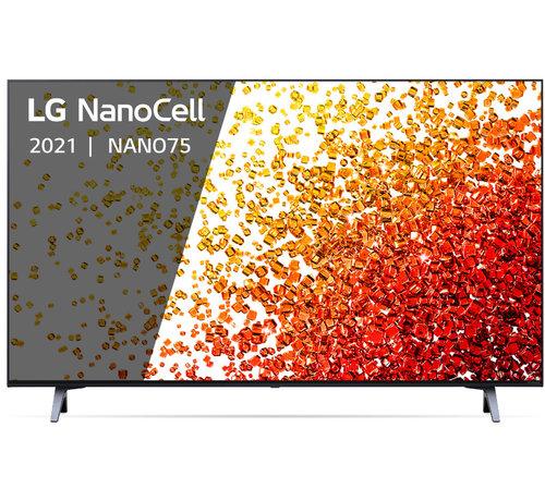 LG Electronics LG 43NANO756PA - 43 inch NanoCell tv (2021)