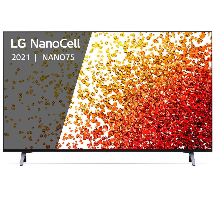 LG 43NANO756PA - 43 inch NanoCell tv (2021)