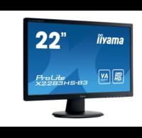 iiyama iiyama ProLite X2283HSB3 Monitor 21,5 inch