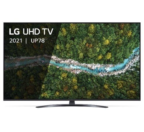 LG Electronics LG 55UP78006LB - 55 inch Led tv (2021)