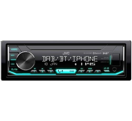 JVC JVC KD-X451DBT Autoradio DAB+ en bluetooth