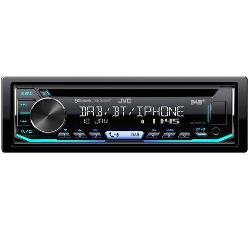 JVC JVC KD-DB902BT Autoradio DAB+