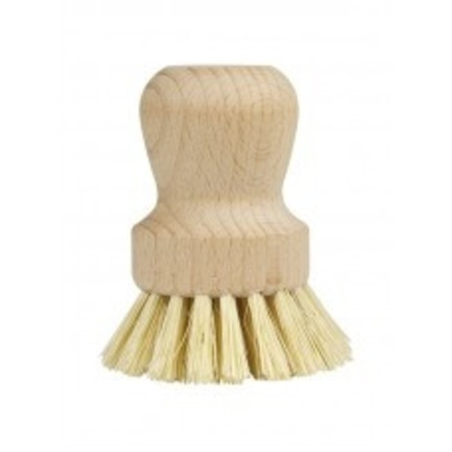 Afwasborstel zonder steel - hout