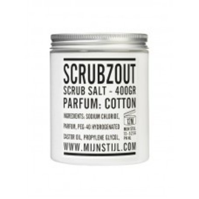 Scrubzout Cotton