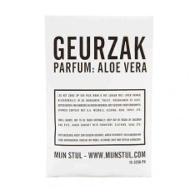 Geurzakje -  Aloe Vera