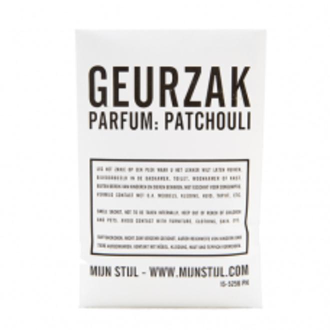 Geurzakje Patchoulli