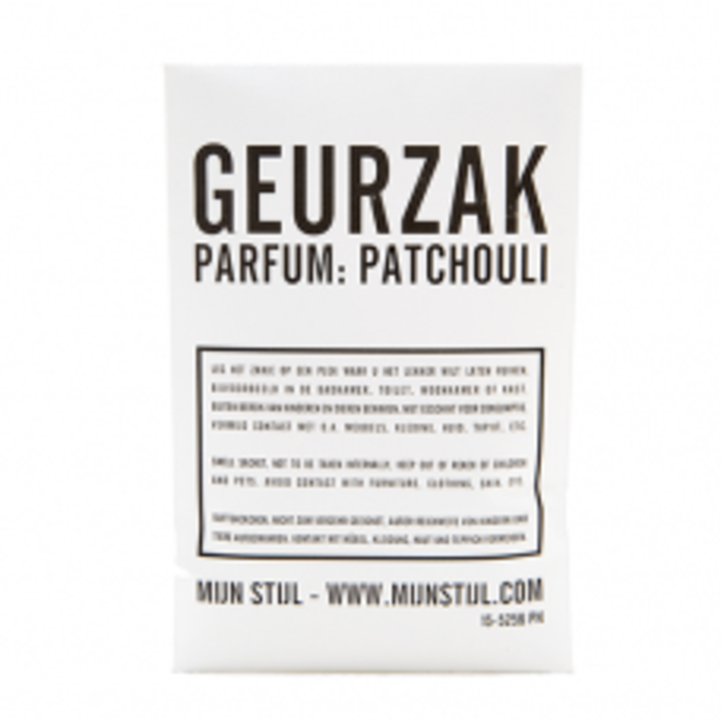 Geurzak Patchoulli