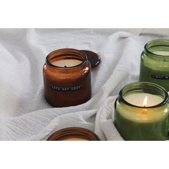 Candle Cedarwood
