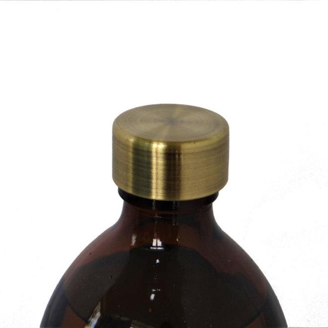Bath Soap -Bruin glas - 1L