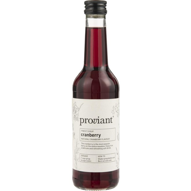 Syrup Proviant