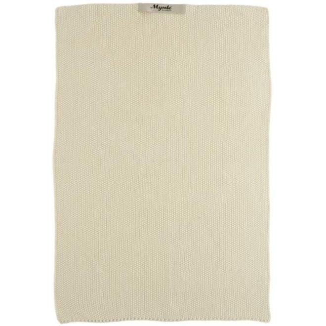 Handdoek gebreid - 100% katoen