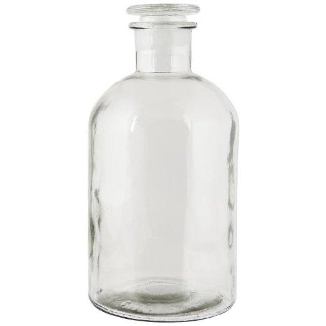 Apotheek fles - smalle hals