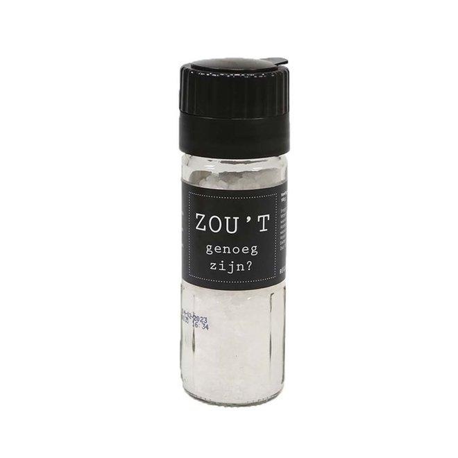 Flessenwerk - zoutmolen