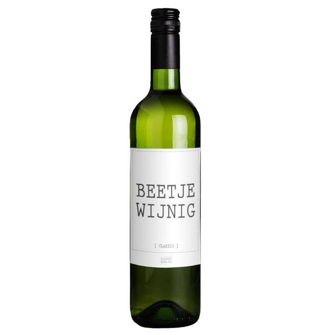 Flessenwerk - wijn ''beetje wijnig''