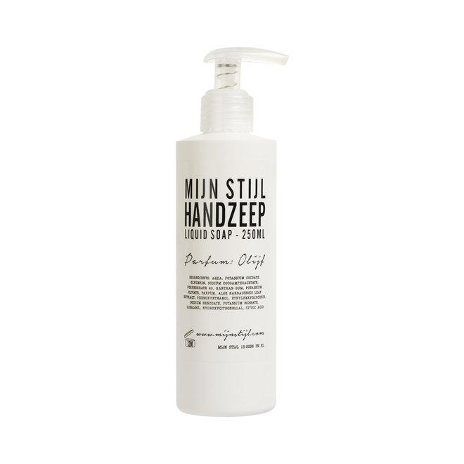 Handzeep - parfum Olijf - 250 ML