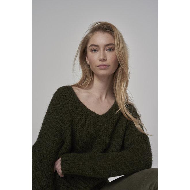 Trui Sascha V-Neck Knit