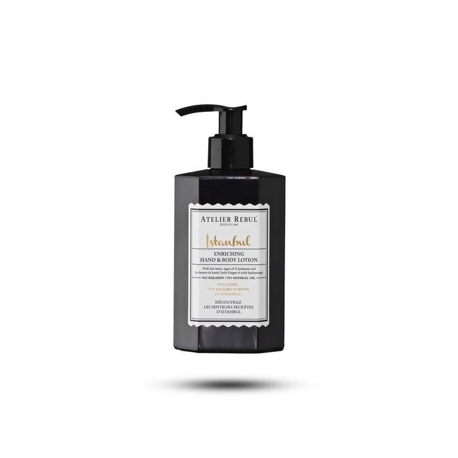 Istanbul - Hand & Body lotion