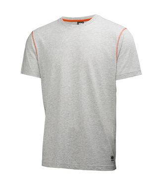 Helly Hansen Helly Hansen Oxford T-shirt Grijs Melange