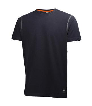 Helly Hansen Helly Hansen Oxford T-shirt Donkerblauw