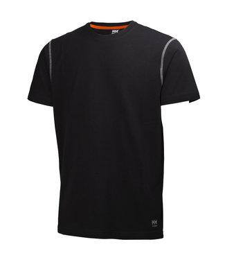 Helly Hansen Helly Hansen Oxford T-shirt Zwart