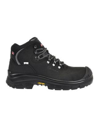 Sixton Sixton Stelvio Werkschoenen Outdry Primaloft Zwart Hoog S3