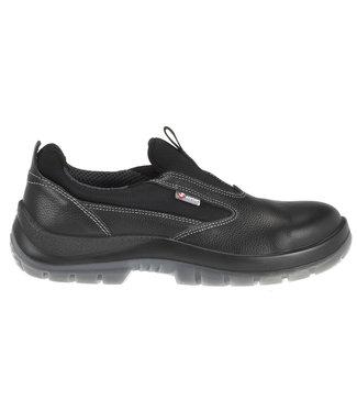 Sixton Sixton Lugano Instap Werkschoenen Zwart S3