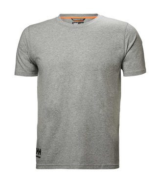 Helly Hansen Helly Hansen Chelsea Evolution T-shirt Grijs Melange