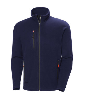 Helly Hansen Helly Hansen Oxford Fleece Werktrui Light Donkerblauw