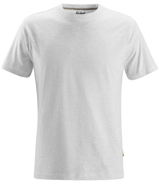 Snickers Workwear Snickers 2502 T-shirt Classic Lichtgrijs