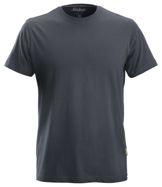Snickers Workwear Snickers 2502 T-shirt Classic Staalgrijs