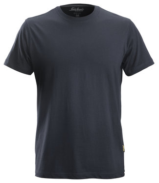 Snickers Workwear Snickers 2502 T-shirt Classic Navy