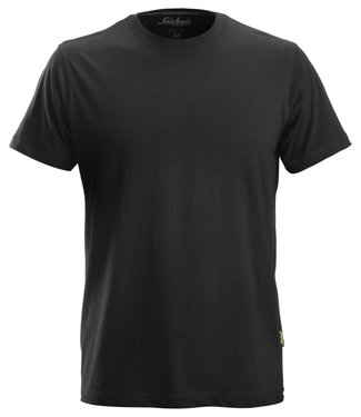 Snickers Workwear Snickers 2502 T-shirt Classic Zwart