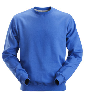 Snickers Workwear Snickers 2810 Sweater Blauw